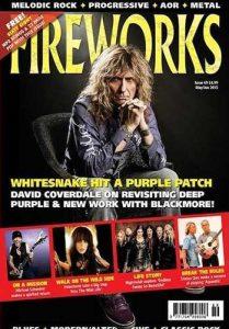 Fireworks Magazine Online 69 - AOR Frederic Slama